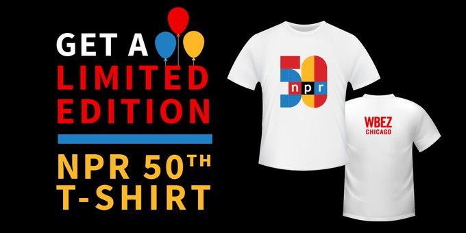 NPR Tshirt